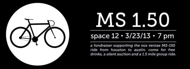 Vox MS-150 Fundraiser Banner